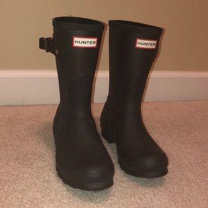 Short Hunter Boots